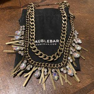 Stunning Baublebar statement necklace
